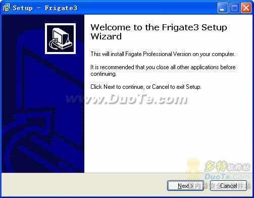 Frigate Professional下载