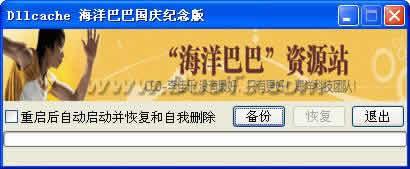 DLL备份工具 2008下载