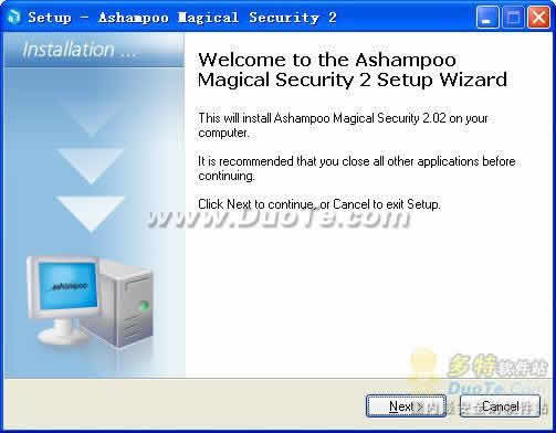 Ashampoo Magical Security下载