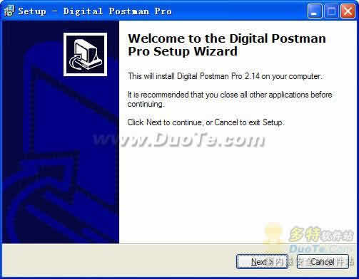 Digital Postman Pro下载