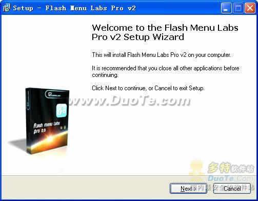 Flash Menu Labs下载