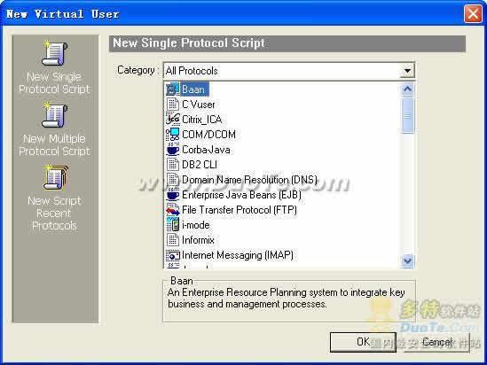 HP Mercury LoadRunner下载