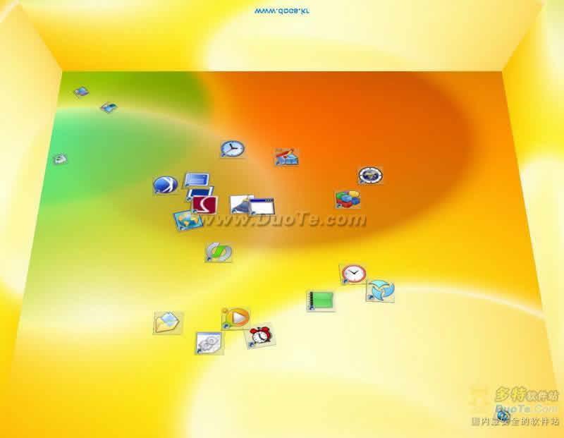 ShockDesktop 3D立体桌面下载