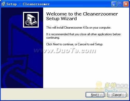 CleanerZoomer Pro下载