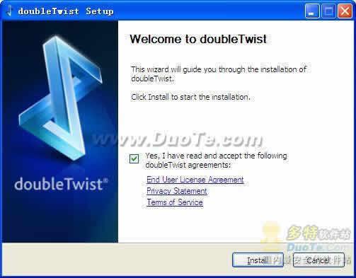 doubleTwist下载
