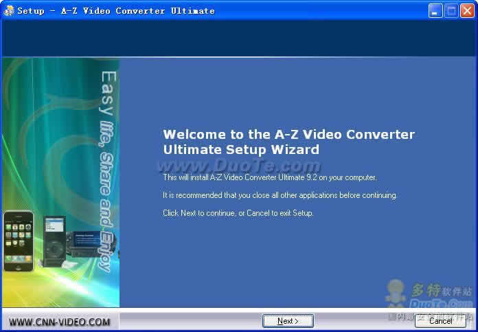 A-Z Video Converter Ultimate下载