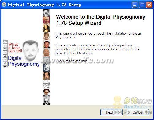 Digital Physiognomy下载
