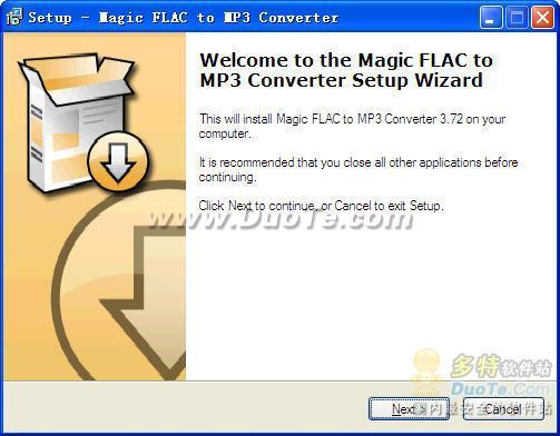 Magic FLAC to MP3 Converter下载