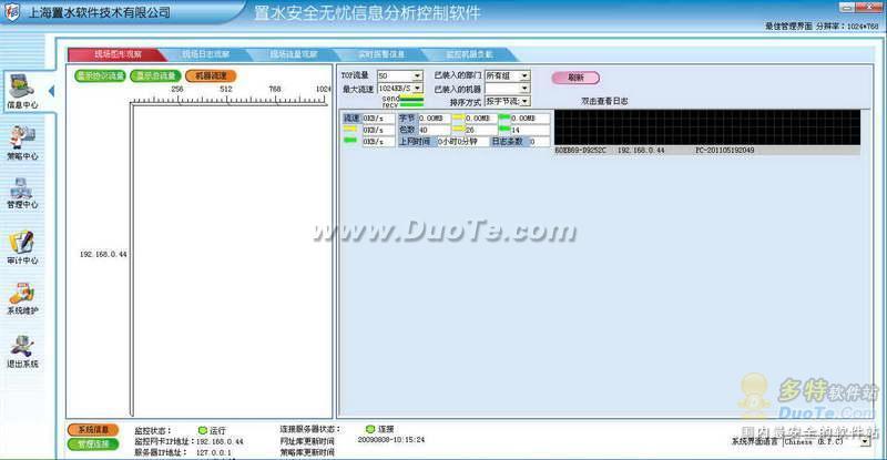 置水安全无忧信息分析控制软件下载