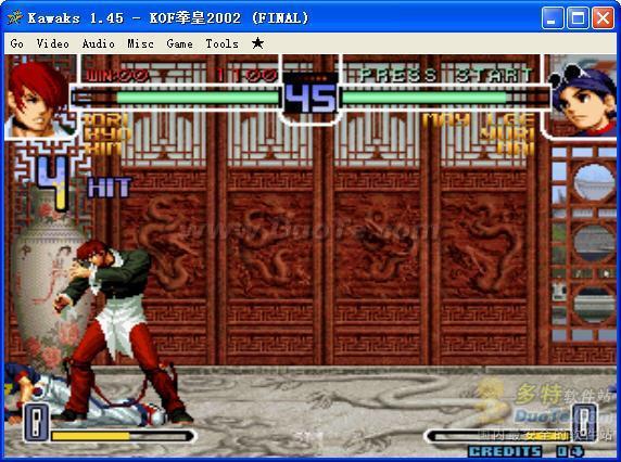拳皇2002风云再起下载