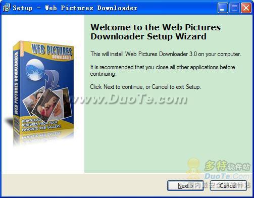 Web Pictures Downloader下载