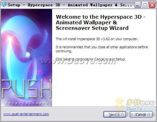 Hyperspace 3D下载