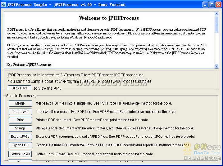 jPDFProcess下载