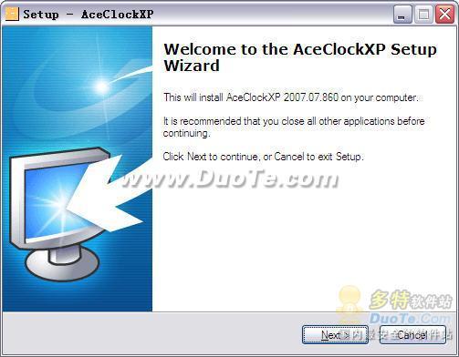 Ace Clock XP下载