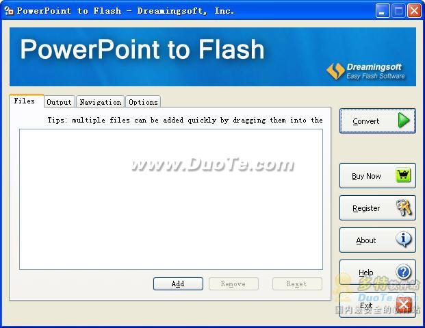 PowerPoint to Flash下载