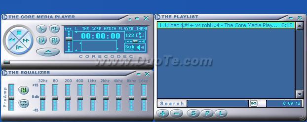 The Core Media Player下载