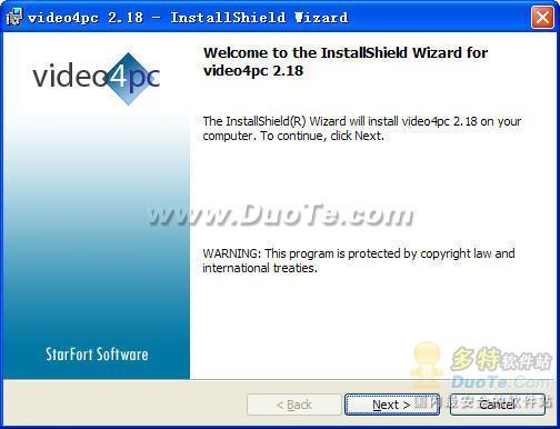 Video4pc Downloader下载