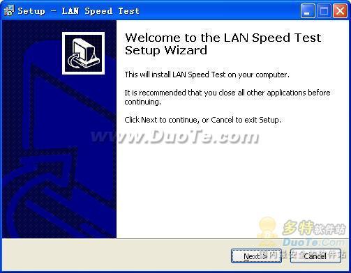 LAN Speed Test下载