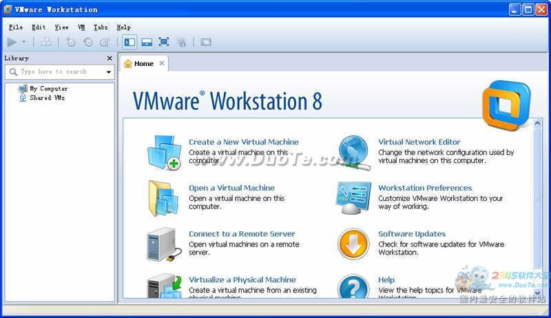VMware Workstation下载