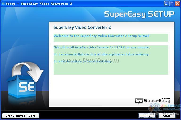 SuperEasy Video Converter下载