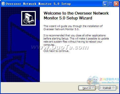 Overseer Network Monitor下载