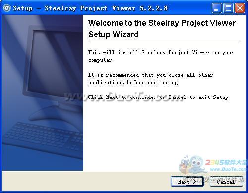 Steelray Project Viewer(mpp文件查看器)下载