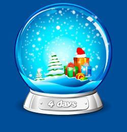 桌面装饰(圣诞球)下载