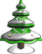 桌面装饰(圣诞树)下载