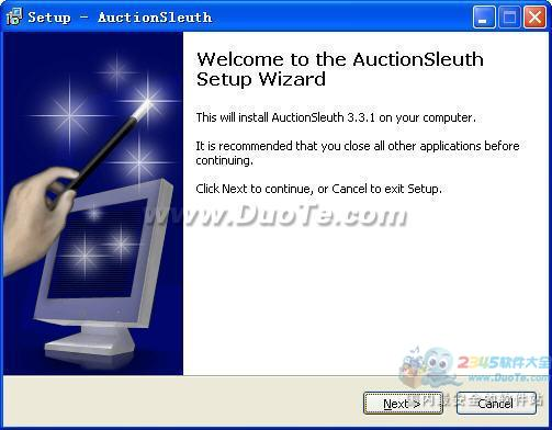 AuctionSleuth下载