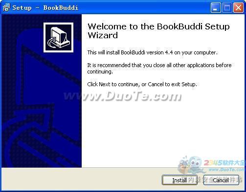 BookBuddi下载