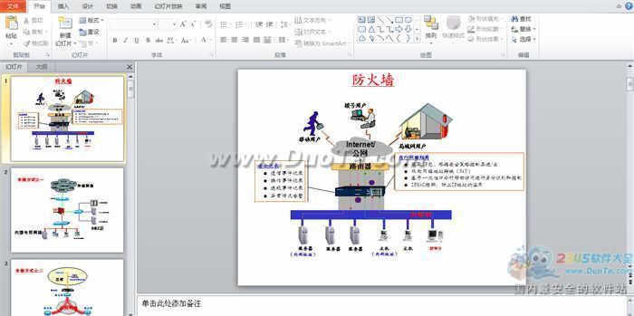 防火墙产品配置模型课件下载