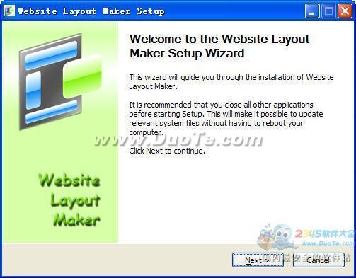 SmileMelon Website Layout Maker下载