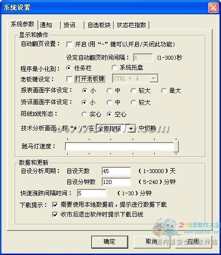 钱龙全景版交易软件下载