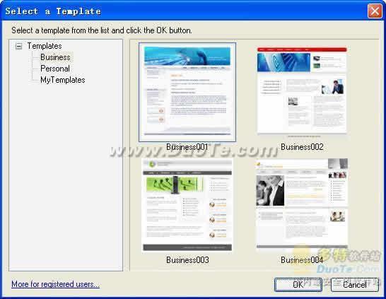Web Page Maker(网页设计工具)下载