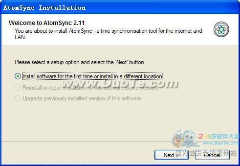 AtomSync Pro(时间校正)下载