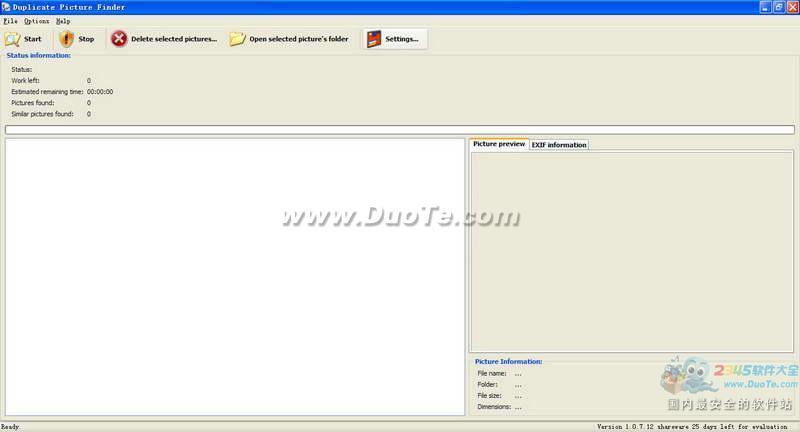 Duplicate Picture Finder(重复图片查找软件)下载