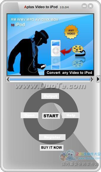 Aplus Video to iPod PSP 3GP Converter下载