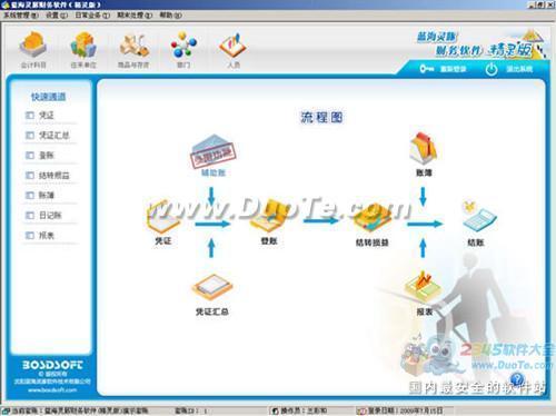 蓝海灵豚财务软件下载