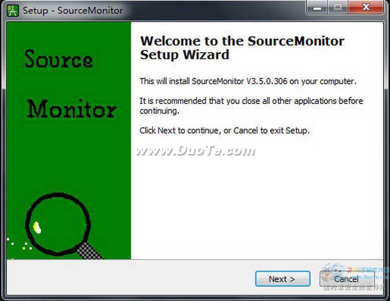 SourceMonitor (代码测试工具)下载