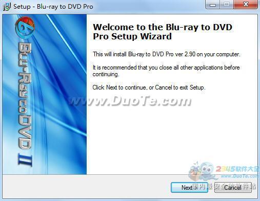 Blu-ray to DVD II Pro下载