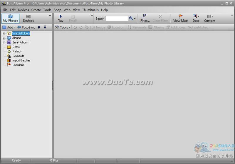 电子相册管理制作程序(FotoAlbum Pro)下载