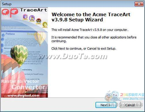 Acme TraceART下载