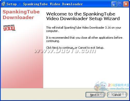 SpankingTube Video Downloader下载