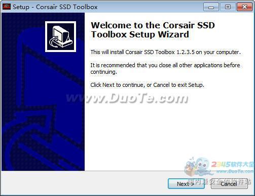 Corsair SSD Toolbox(固态硬盘工具箱)下载