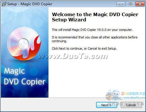 Magic DVD Copier下载