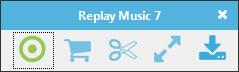 Replay Music (终端流媒体音乐记录器)下载