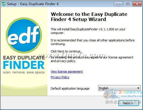 Easy Duplicate Finder下载