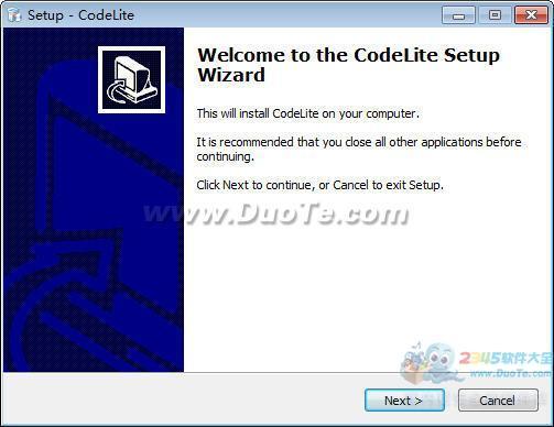 CodeLite IDE for C/C++下载