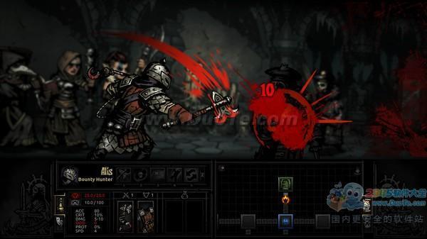 暗黑地牢(Darkest Dungeon)下载