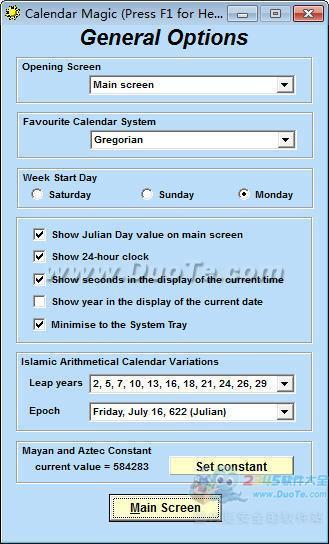 Calendar Magic(魔法桌面日历)下载
